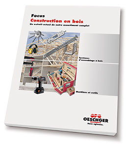 Focus Construction en bois