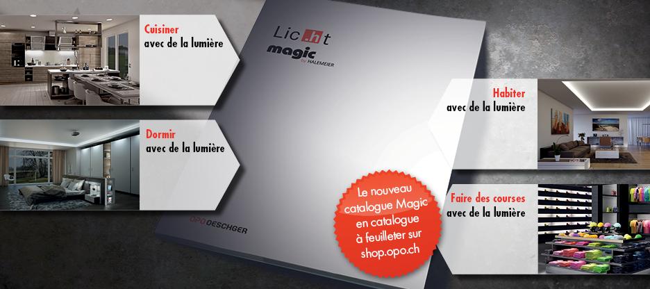 Le nouveau catalogue Magic de Halemeier est la!