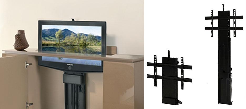 Faites disparaître votre téléviseur lorsque vous ne l'utilisez pas