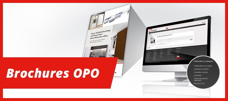 Brochures OPO – Beaucoup de choses à savoir en un clic