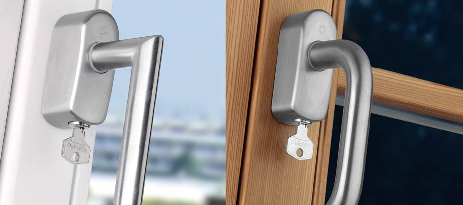 SecuSelect® – une protection optimale pour les fenêtres