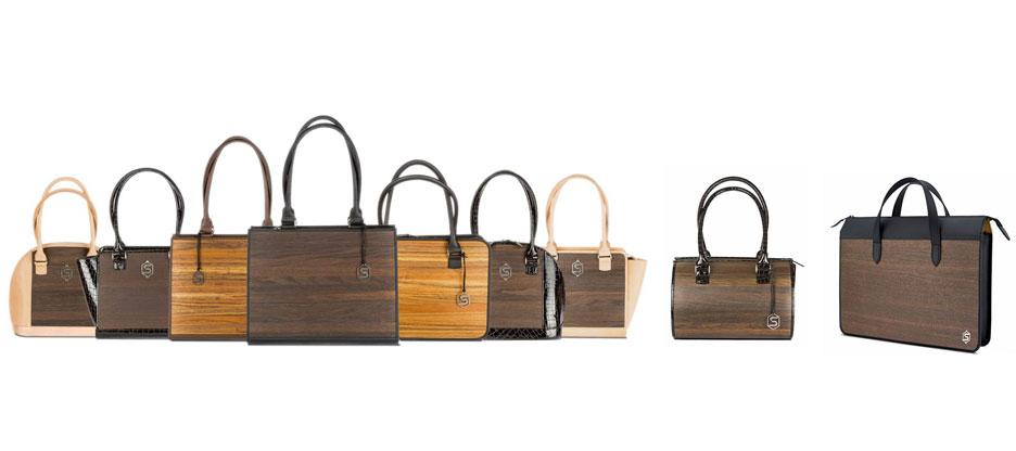 Des cadeaux de Noël exclusifs : sacs et accessoires de SebastianSturm