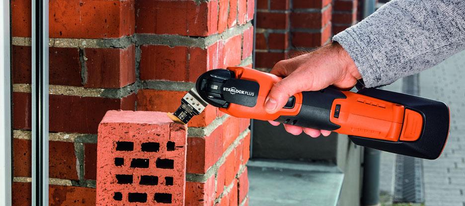 Résistance extrême à l'usure : Fein E-Cut Carbide Pro – la lame de scie à plongée pour métaux durs à revêtement TiN