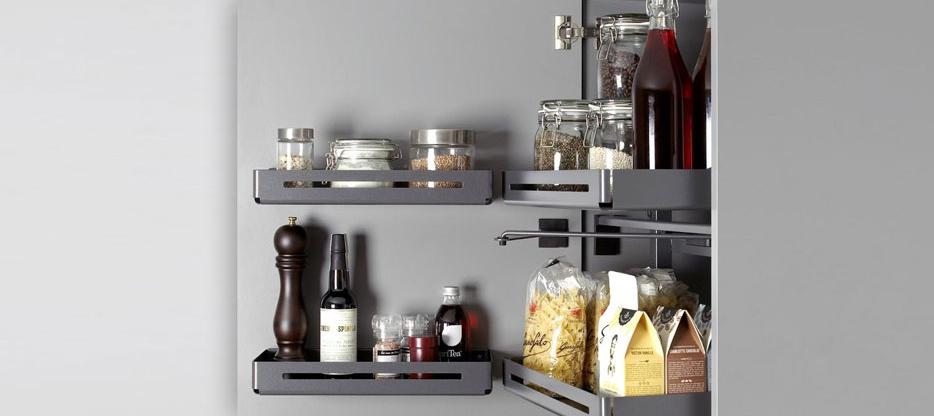 PEKA Pleno Plus Fioro : l'armoire haute garante d'une vue d'ensemble maximale