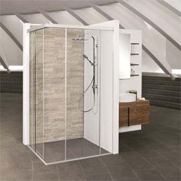 Nouveau dispositif technique de coulissement pour douches – EKU-BANIO