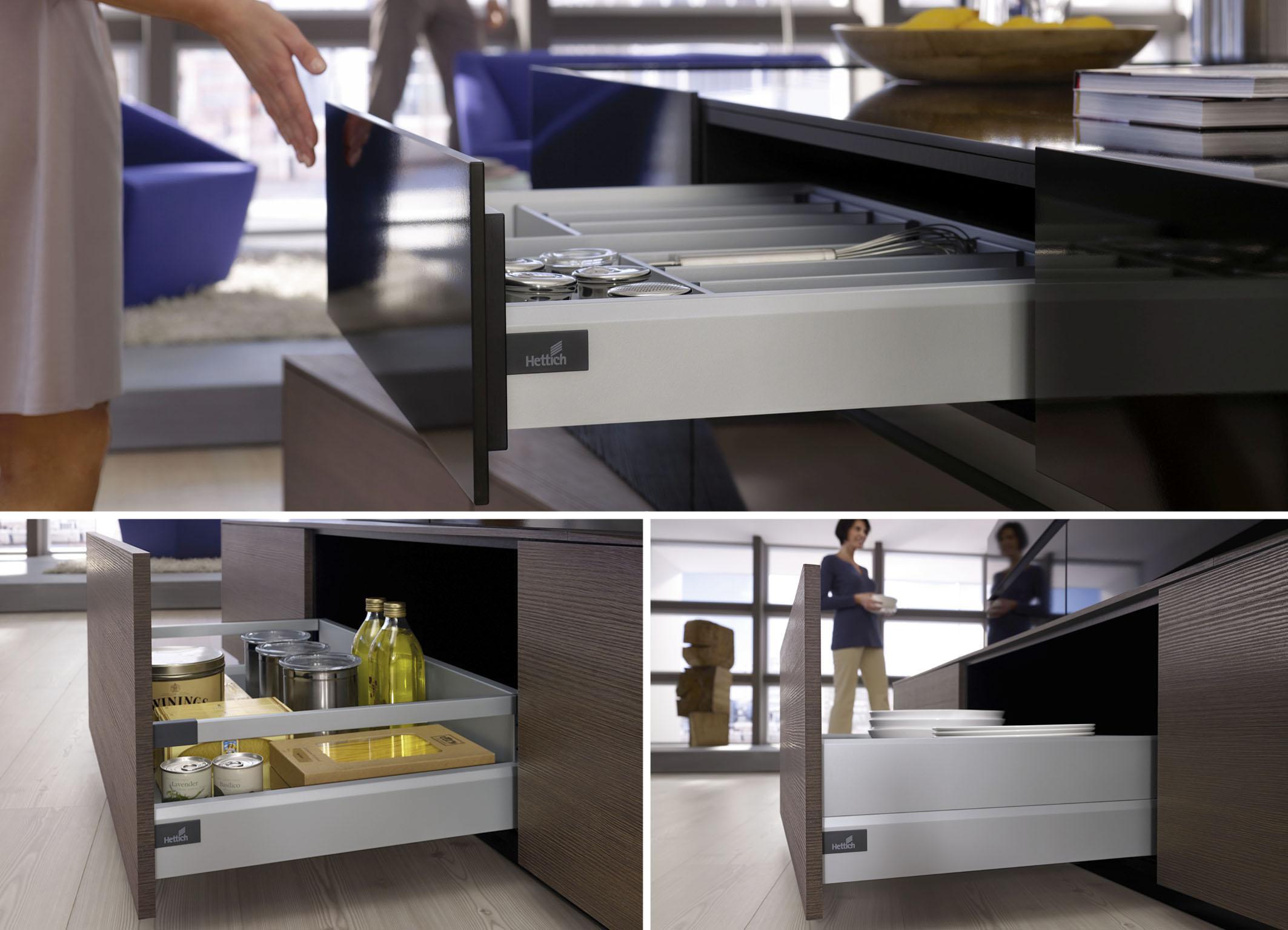 Système de tiroirs ArciTech