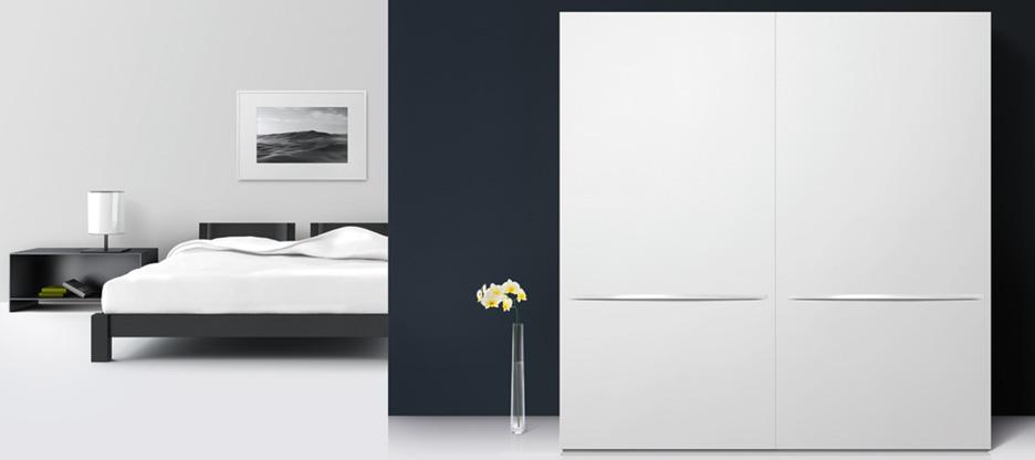 EKU FRONTINO 40 – Le coulissement parfait pour les armoires hautes