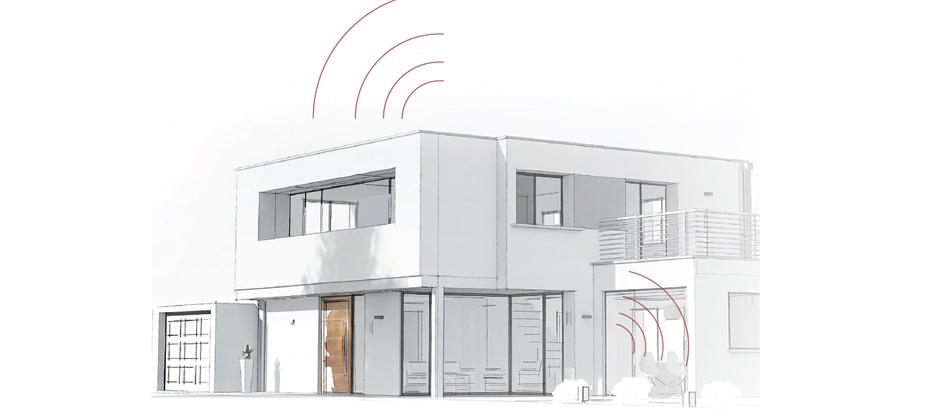 Nouveau : détecteur de fumée CAVIUS en réseau radio de Schwing