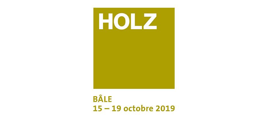 Réservez la date: Salon HOLZ du 15 au 19 octobre