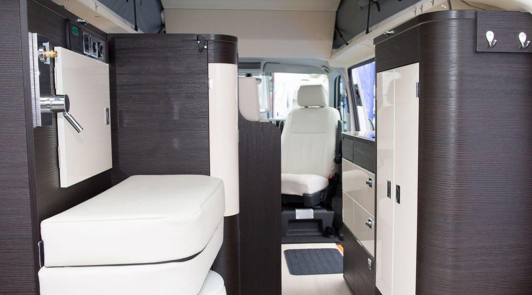 Idées pour l'aménagement intérieur de caravanes et de camping-cars