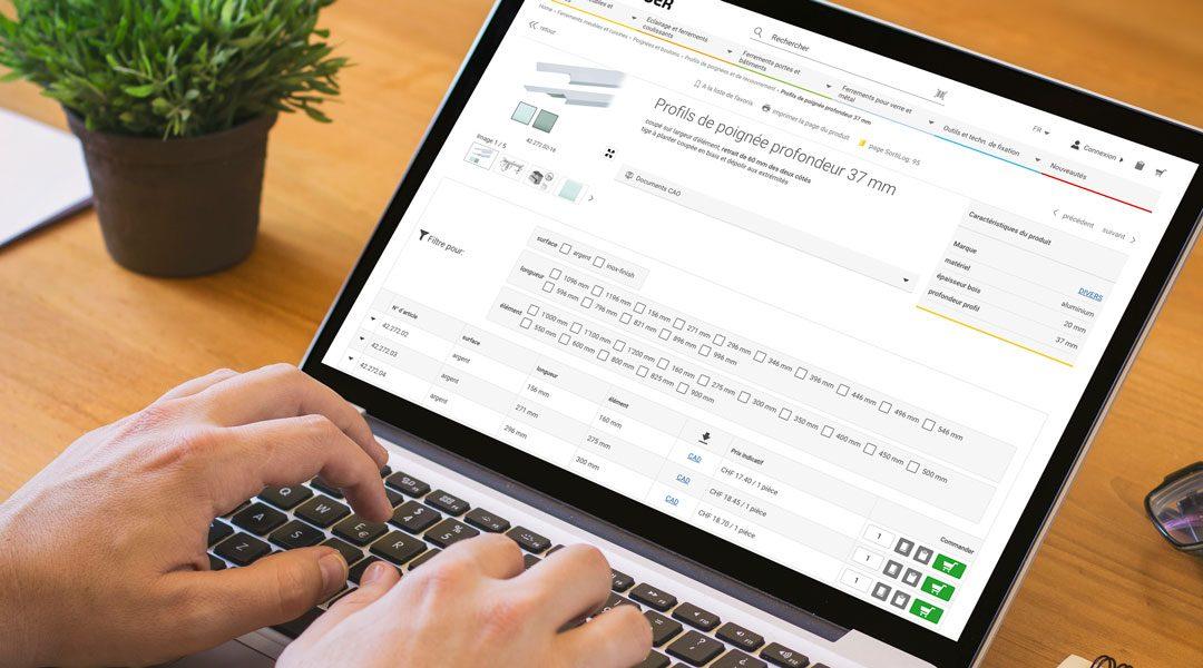 Télécharger rapidement et facilement des données CAO dans tous les formats