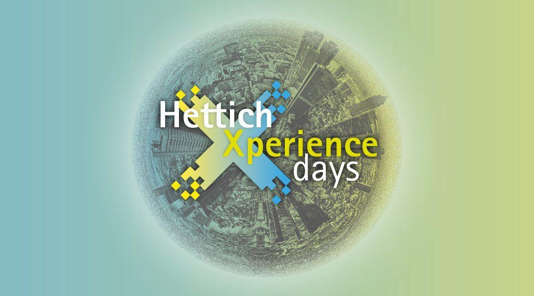 """HettichXperiencedays"": La nouvelle plateforme online de HETTICH"