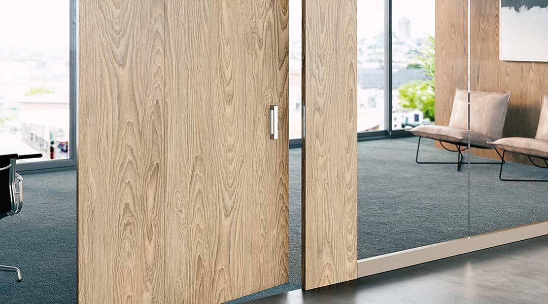 KEEP CLOSED –  Fermeture élégante de portes intérieures en bois