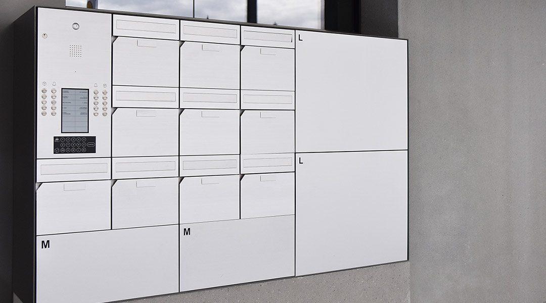 SchlaueBox : presque comme une petite boîte à lettres mais beaucoup plus intelligente